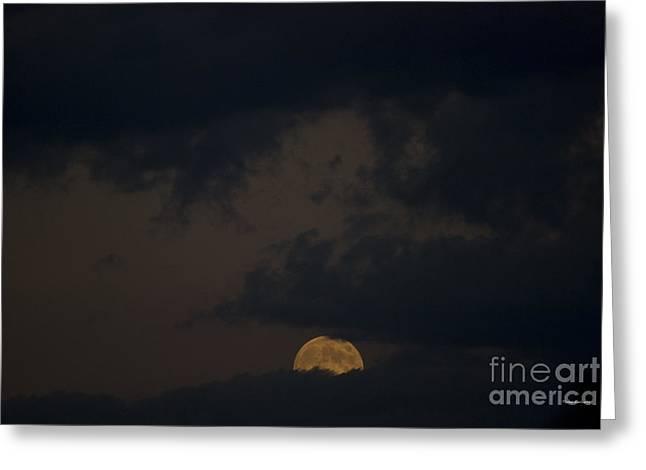 Moon Rising 03 Greeting Card by Thomas Woolworth