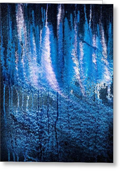 Moonlit Night Greeting Cards - Moonlit Forest Greeting Card by Hakon Soreide