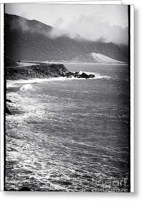 Pch Greeting Cards - Morning Along the Coast Greeting Card by John Rizzuto