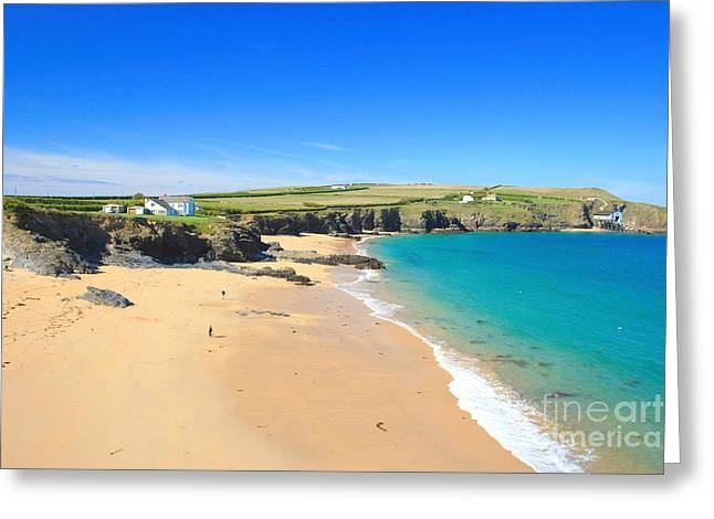 Great Mother Greeting Cards - Mother Iveys Bay Greeting Card by Carl Whitfield