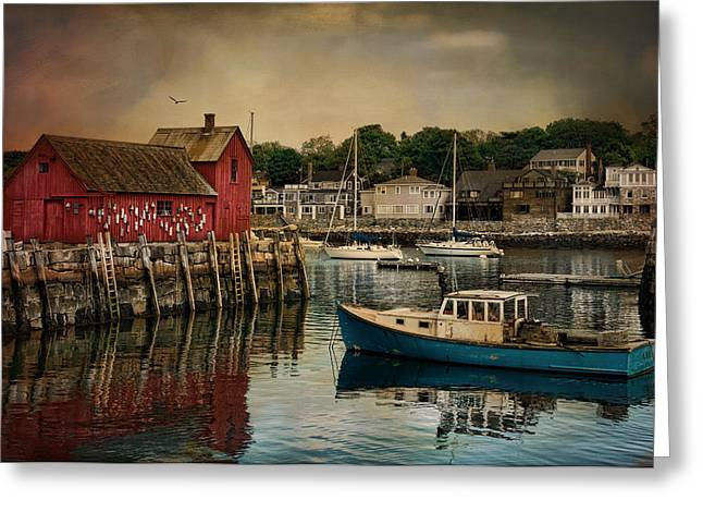 Motif One Greeting Cards - Motif Number One Greeting Card by Robin-lee Vieira