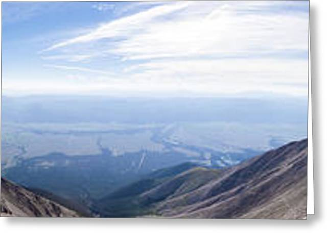Arkansas Greeting Cards - Mount Princeton Summit View East Greeting Card by Scotts Scapes