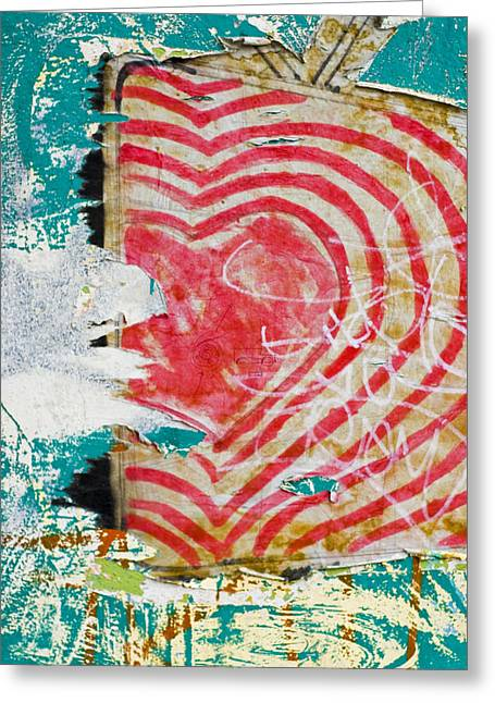 Oaxaca Greeting Cards - Mucho CorazonP Greeting Card by Skip Hunt