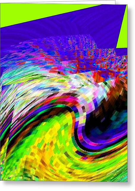 Striking Images Greeting Cards - Muse 39 Greeting Card by Will Borden