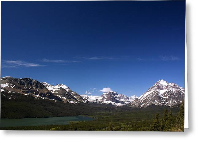 Montana Landscapes Photographs Greeting Cards - My Heaven Greeting Card by Amanda Kiplinger