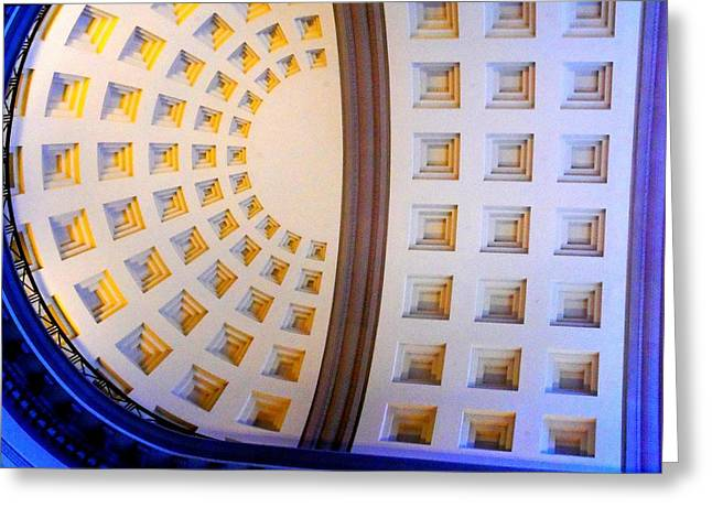 The Vault Photographs Greeting Cards - My Vegas Caesars 11 Greeting Card by Randall Weidner