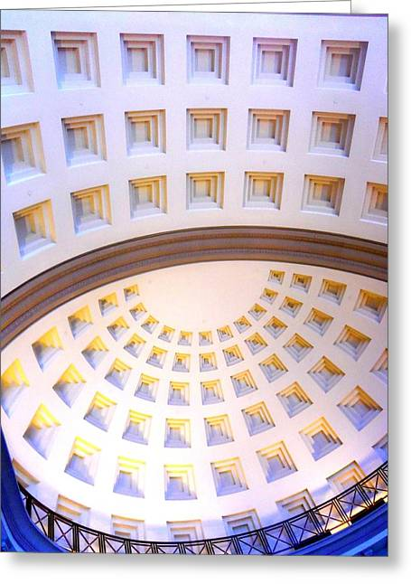 The Vault Photographs Greeting Cards - My Vegas Caesars 7 Greeting Card by Randall Weidner