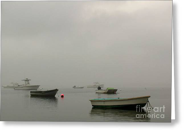 Nauset Harbor Greeting Card by Juergen Roth
