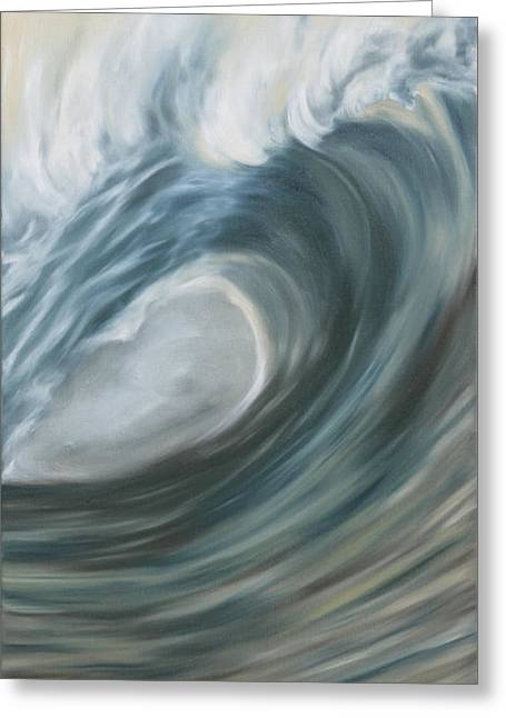 Kelly Greeting Cards - Nautical Storm Greeting Card by Kelly Headrick