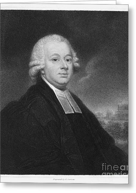 Nevil Meskelyne (1732-1811) Greeting Card by Granger