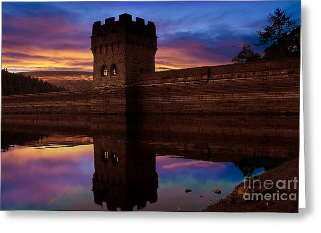 Fairholmes Visitors Centre Greeting Cards - New Day Greeting Card by Nigel Hatton