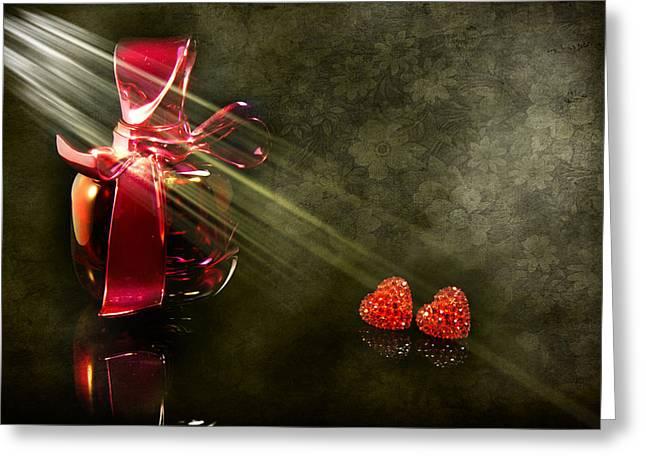 Twinkle Greeting Cards - Nina Greeting Card by Svetlana Sewell