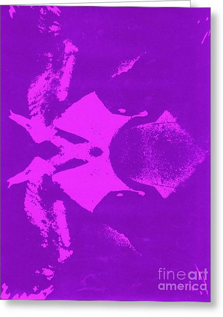Glide Greeting Cards - No Limits IV Greeting Card by Phillip Allen