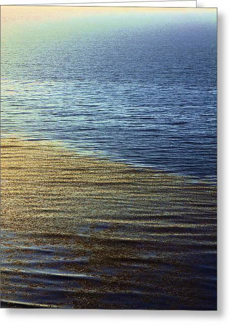 Plankton Greeting Cards - Ocean Spring Greeting Card by Viktor Savchenko