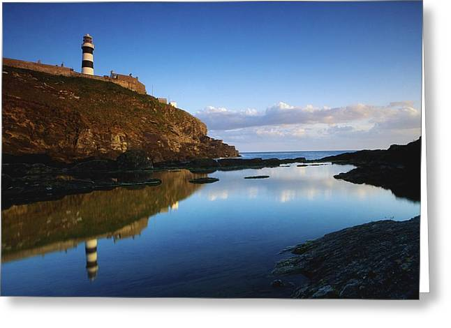 Old Head Of Kinsale, County Cork Greeting Card by Richard Cummins