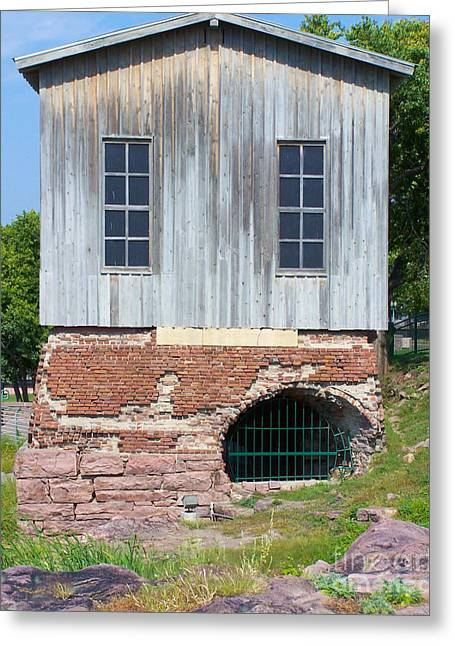 Holdorf Greeting Cards - Old Mill Greeting Card by Kurt Holdorf