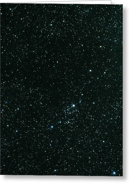 Perseus Greeting Cards - Optical Image Of The Constellation Perseus Greeting Card by John Sanford