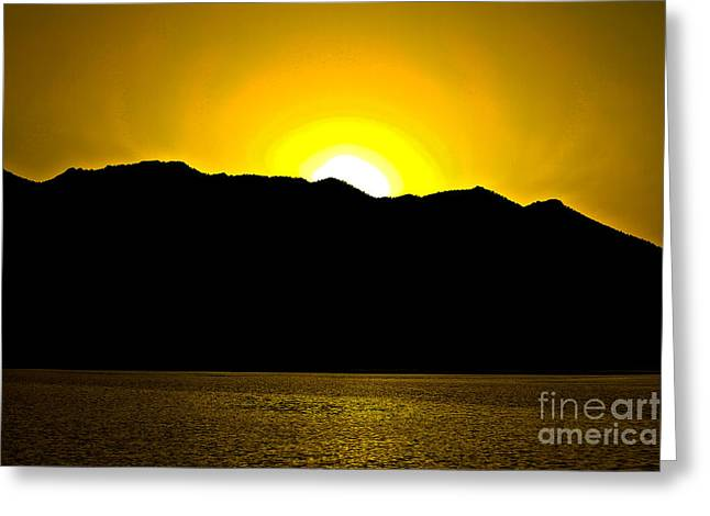 Over-exposed Greeting Cards - Over Exposed Greeting Card by Mitch Shindelbower
