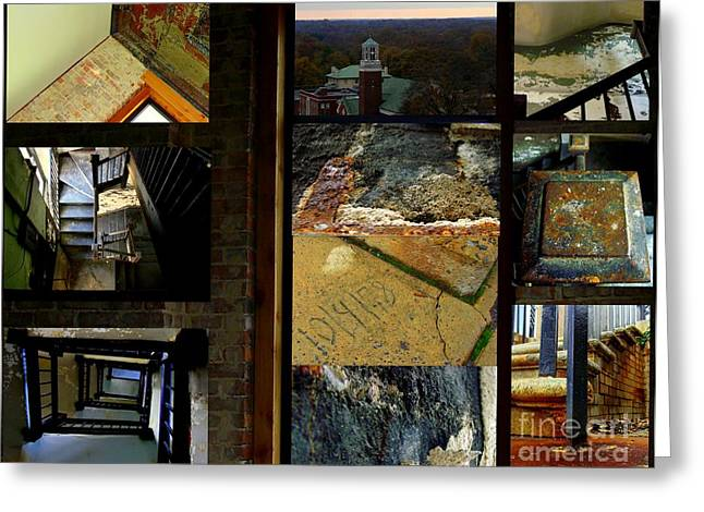 Gastonia Photographs Greeting Cards - Part of the Story  Greeting Card by Tammy Cantrell