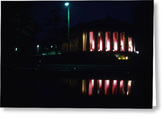 Nashville Tennessee Greeting Cards - Parthenon Nashville Tennessee Greeting Card by Randy Muir