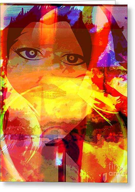 Creolization Greeting Cards - Passage - Another Human Trade Greeting Card by Fania Simon