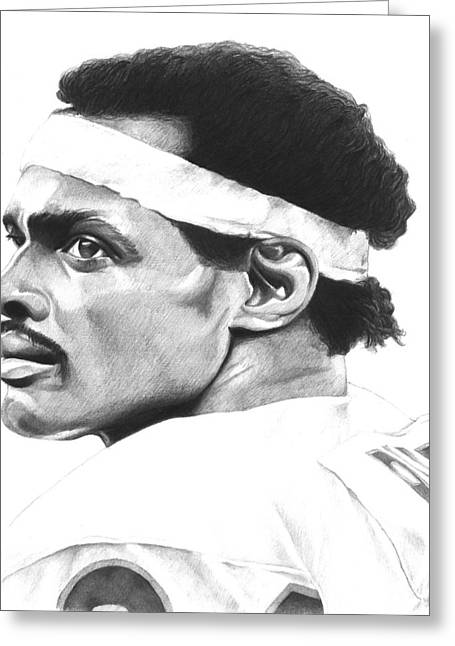 Sweetness Drawings Greeting Cards - Payton For Real Greeting Card by Timmy Jackson
