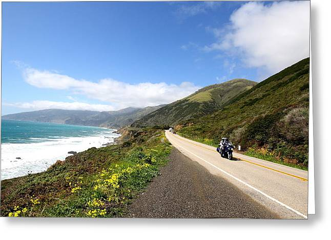 Pch Greeting Cards - Pch 1 Greeting Card by Arpit Macwan