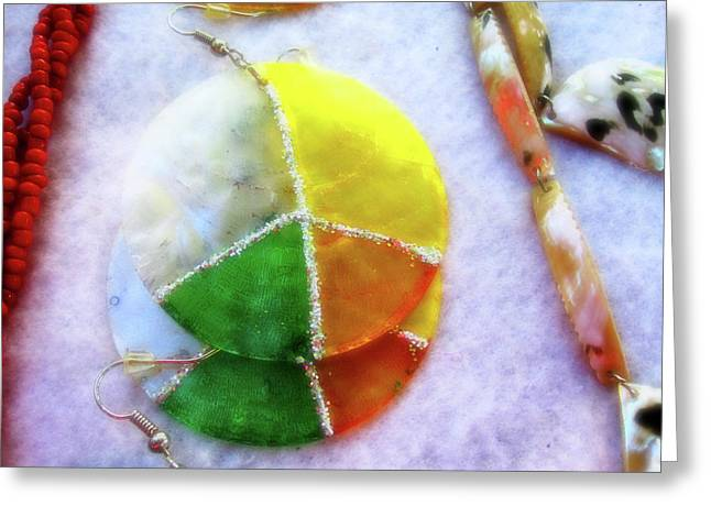 Buy Sell Photo Greeting Cards - Peace Greeting Card by Molly McPherson