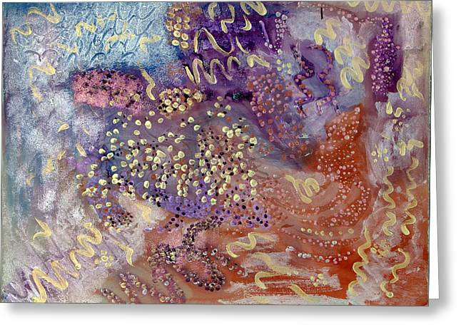 pearl essence Greeting Card by Don  Wright