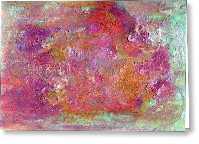 Perfect Storm Greeting Cards - Perfect Storm Painting Greeting Card by Don Wright