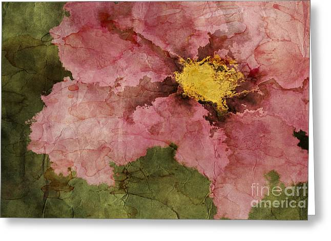 Petaline - ar01bt05 Greeting Card by Variance Collections