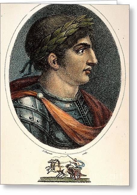 4th Greeting Cards - Philip Ii Of Macedon Greeting Card by Granger
