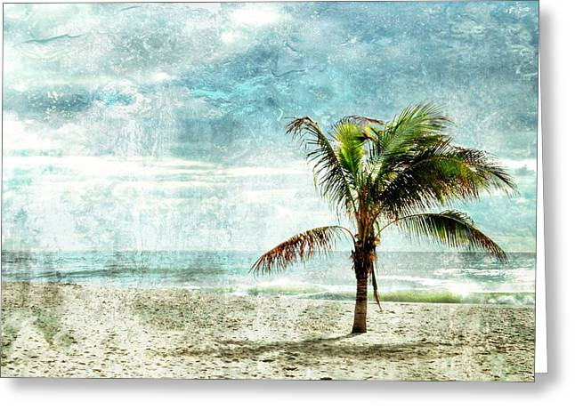 Point Pleasant Greeting Cards - Pleasant Blue - Jersey Shore Greeting Card by Angie Tirado
