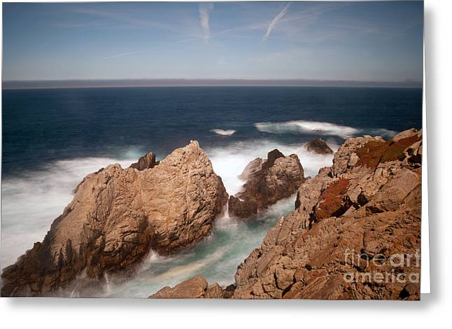 point lobos number one Greeting Card by Catherine Lau