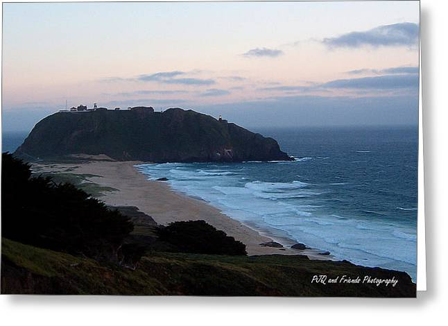 Pfeiffer Beach Greeting Cards - Point Sur Lighthouse Greeting Card by PJQandFriends Photography