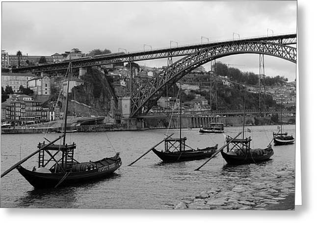 Gaia Greeting Cards - Porto Greeting Card by Peter Verdnik