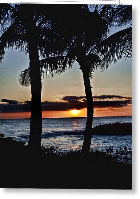 Ko Olina Lagoon Greeting Cards - Postcard Greeting Card by Sheri Bartoszek