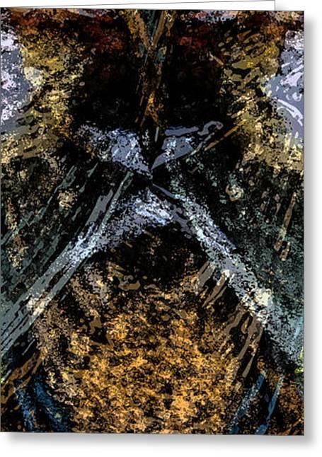 The Art Of Judilynn Greeting Cards - Prayer Greeting Card by The Art Of JudiLynn