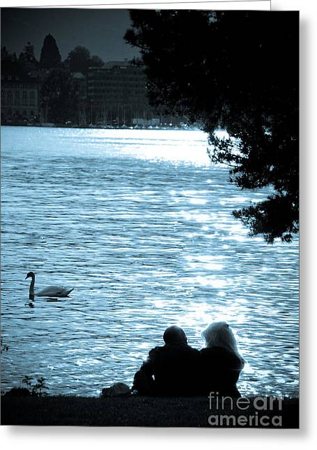 Rare Moments Greeting Cards - Precious Moments Greeting Card by Syed Aqueel