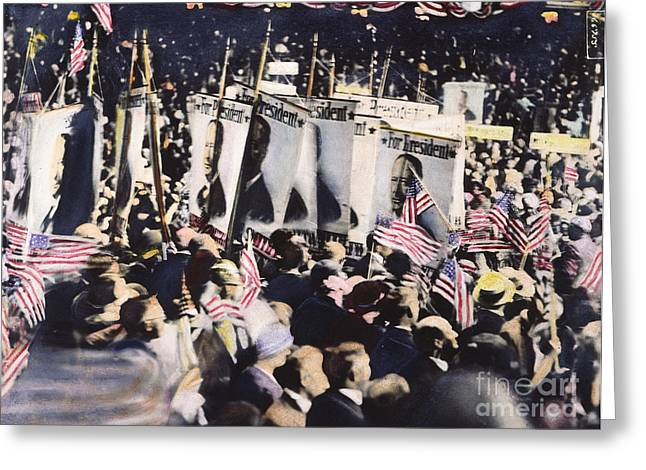 Nomination Greeting Cards - President Nomination, 1928 Greeting Card by Granger