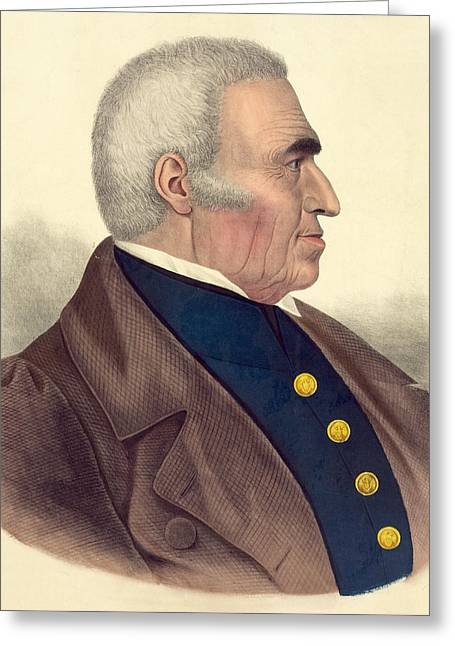 American Politician Greeting Cards - President Zachary Taylor  Greeting Card by International  Images