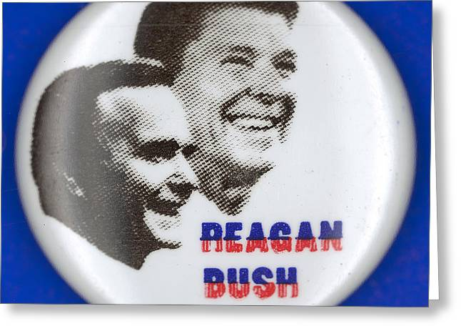 Presidential Campaign: 1980 Greeting Card by Granger
