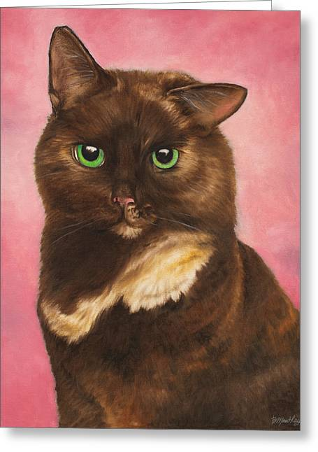 Tortuous Greeting Cards - Princess Greeting Card by Bob Manthey