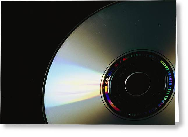 Electronics Industry Greeting Cards - Rainbow Reflections Bounce Off The High Greeting Card by Taylor S. Kennedy