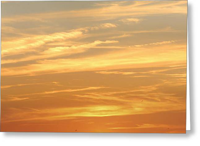 Reach for the Sky 6 Greeting Card by Mike McGlothlen