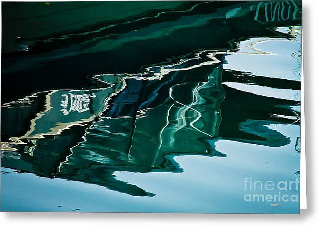 Manitoulin Greeting Cards - Reflection Greeting Card by Carlos Ferguson