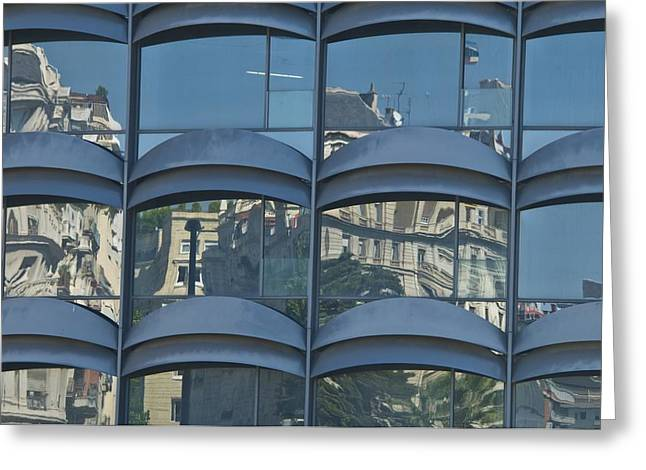 Pablo Greeting Cards - Reflections of Casals Greeting Card by Richard Henne