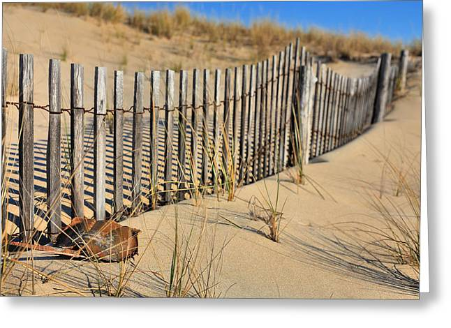 Delmarva Greeting Cards - Rehoboth Beach Greeting Card by JC Findley