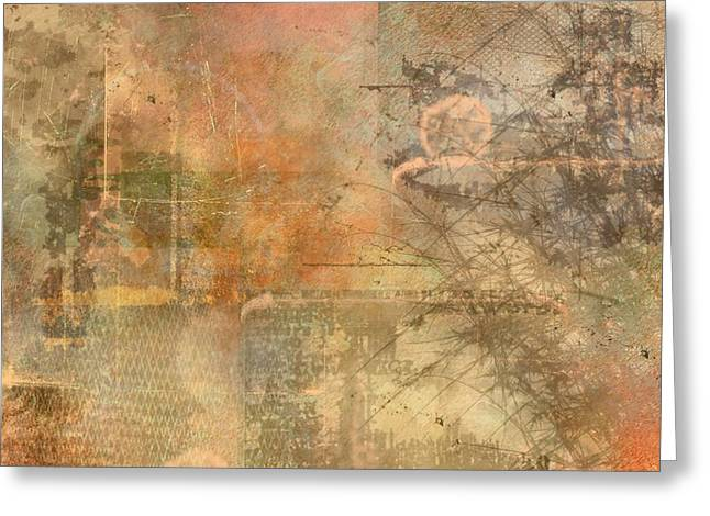 Cmg Design Studios Greeting Cards - Rice Paper Greeting Card by Christopher Gaston