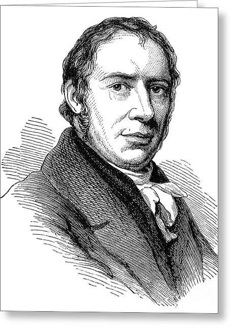 Trevithick Greeting Cards - Richard Trevithick Greeting Card by Granger
